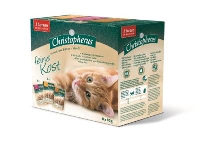 Christopherus Feine Kost - Pouches Multipack 8x85 g