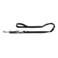 Hunter Adjustable Leash Nylon Sort billige