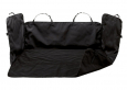 Car blanket for protection for the trunk, black 100x65cm   fra Hunter køb online