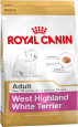 Breed Health Nutrition West Highland White Terrier Adult van Royal Canin 500 g