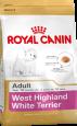 Breed Health Nutrition West Highland White Terrier Adult de la Royal Canin 500 g