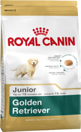 Royal Canin Breed Health Nutrition Golden Retriever Junior 3 kg cena