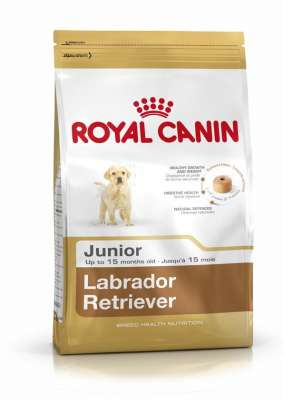 Royal Canin Breed Health Nutrition Labrador Retriever Junior 12 kg