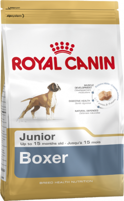 Royal Canin Breed Health Nutrition Boxer Junior 3 kg