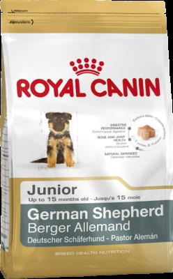 Royal Canin Breed Health Nutrition German Shepherd Junior 12 kg