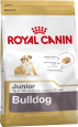 Royal Canin Breed Health Nutrition Bulldog Junior bestill til gode priser