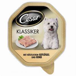 Classic with succulent Poultry and Beef Cesar 4008429511219