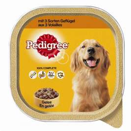 3 Kinds of Poultry in Jelly Pedigree 4008429085918