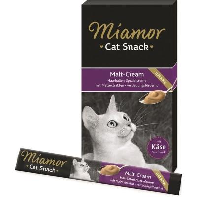 Miamor Confect Malt-Cream & Käse Malz & Käse 6x15 g