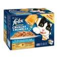 Felix Multipack Sensations Crunchy Crumbles Kattenvoer  webwinkel