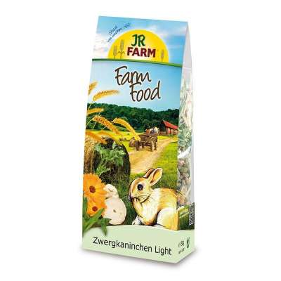 JR Farm Food Zwergkaninchen Light  750 g