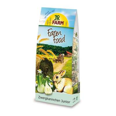 JR Farm Food - Conigli Nani Junior  750 g