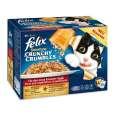 Mit Felix Multipack Sensations Crunchy Crumbles Fleisch Mix wird oft zusammen gekauft