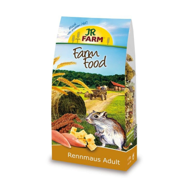 JR Farm Food - Gerbilli Adulti  500 g