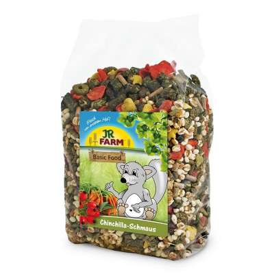 JR Farm Chinchilla - Schmaus  1.2 kg