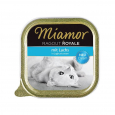 Miamor Ragout Royale Cream Salmon in yoghurt cream 100 g