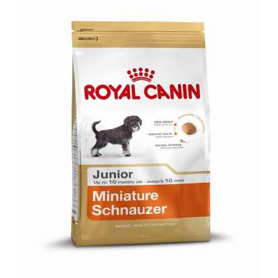 Royal Canin Breed Health Nutrition - Miniature Schnauzer Junior 500 g