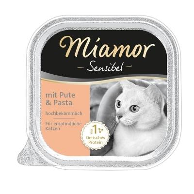 Miamor Sensible Tacchino & Pasta 100 g