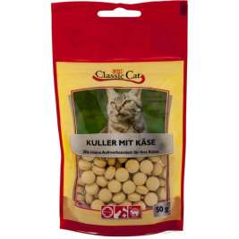 Snack Kuller with Cheese Classic Cat 4260104075298