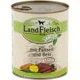 Pur Rumen & Rice with fresh vegetables Can by Landfleisch 800 g
