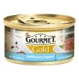 Purina Gourmet Gold Recettes raffinées Thon 85 g pas chères