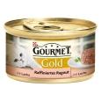 Gourmet Gold Refinado Ragout con Salmón 85 g de Purina