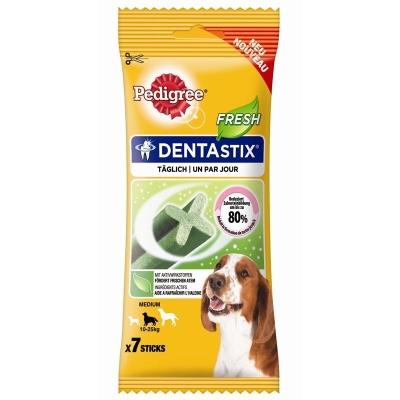 Pedigree Dentastix Fresh para perros medianos 180 g