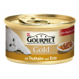 Gourmet Gold - Tender Morcels with Turkey & Duck Purina 85 g
