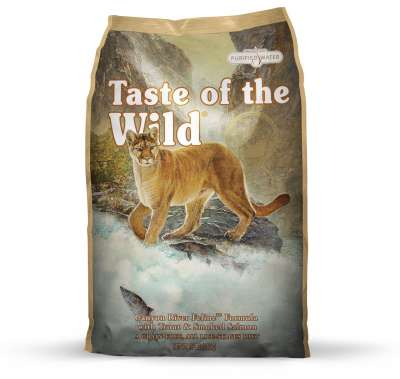 Taste of the Wild Cat Canyon River 6.8 kg, 2.27 kg