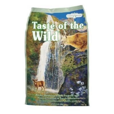 Taste of the Wild Rocky Mountain Feline Formel 6.8 kg, 2.27 kg