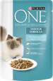 ONE Indoor Formula with tuna and green beans 85 g från Purina