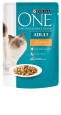 Purina ONE Adult with chicken and green beans 85 g billigt