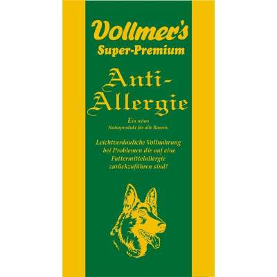 Vollmer's Antialérgico  5 kg, 15 kg