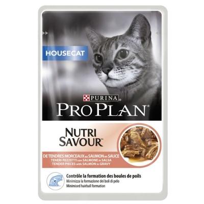 Purina Pro Plan Housecat med Lax 85 g
