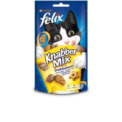 Felix Snacks Goody Bag Cheesy Mix Ost 60 g