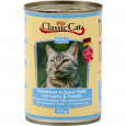Classic Cat Sauce with Salmon and Trout Can 415 g billigt