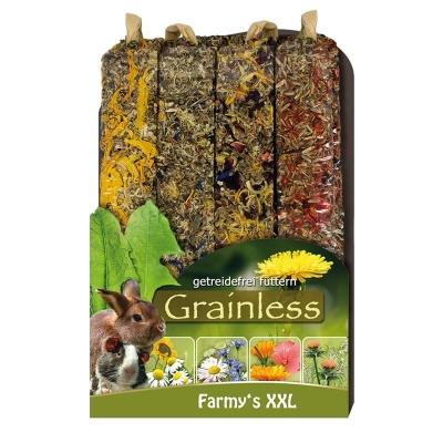 JR Farm Farmys XXL Grainless, 4er-Pack  450 g