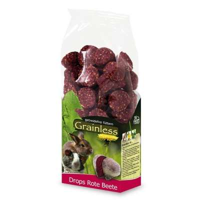 JR Farm Grainless Drops Rote Beete  140 g