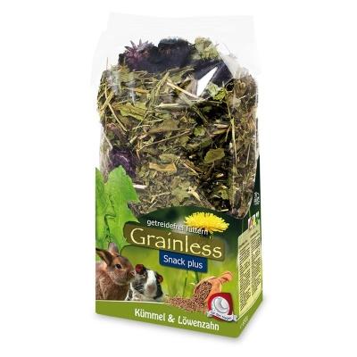 JR Farm Grainless Snack Plus Kümmel & Löwenzahn  100 g