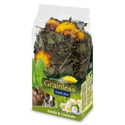 JR Farm Grainless Kamille & Löwenzahn  100 g