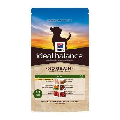Hill's Ideal Balance Canine - No Grain Adult with Chicken and Potato  2 kg
