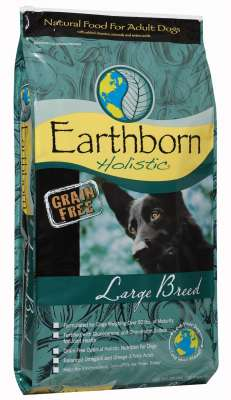 Earthborn Holistic Large Breed  120 g, 12 kg