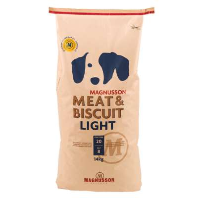 Magnusson Meat & Biscuit Light  4.5 kg, 14 kg