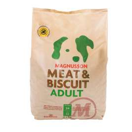 Magnusson Meat & Biscuit Adult  4.5 kg