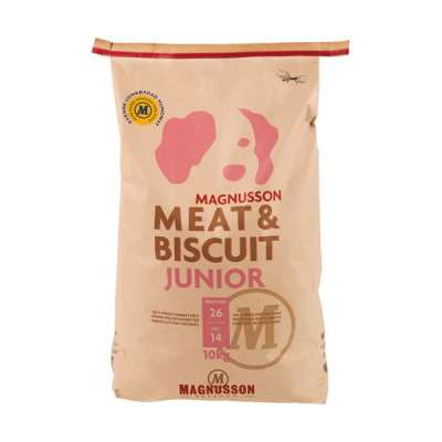 Magnusson Meat & Biscuit Junior 10 kg