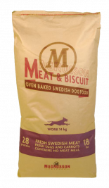 Magnusson Work Meat & Biscuit  14 kg