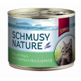 Natural Ocean Fish Tuna, Rice & Vegetables 185 g Schmusyinilta