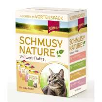Schmusy Nature Whole Food Flakes Multipack