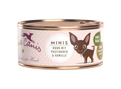 Terra Canis Minis - Huhn mit Pastinaken & Kamille  100 g