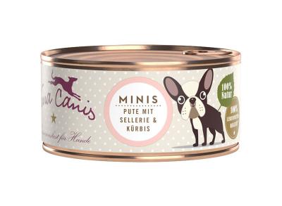 Terra Canis Minis - Tacchino, Sedano Rapa, Zucca  100 g
